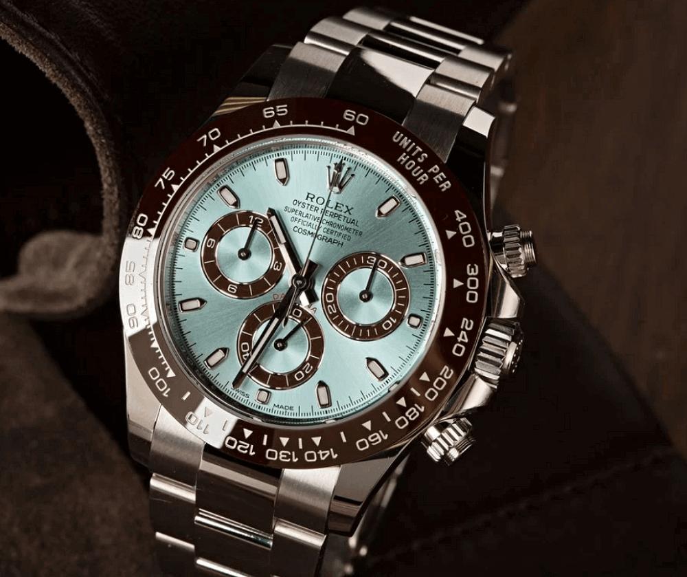 Đồng hồ Rolex Daytona 116506 Platinum Edition