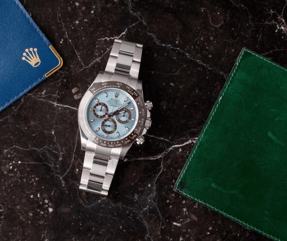 Đồng hồ Rolex Daytona 116506 Bạch Kim