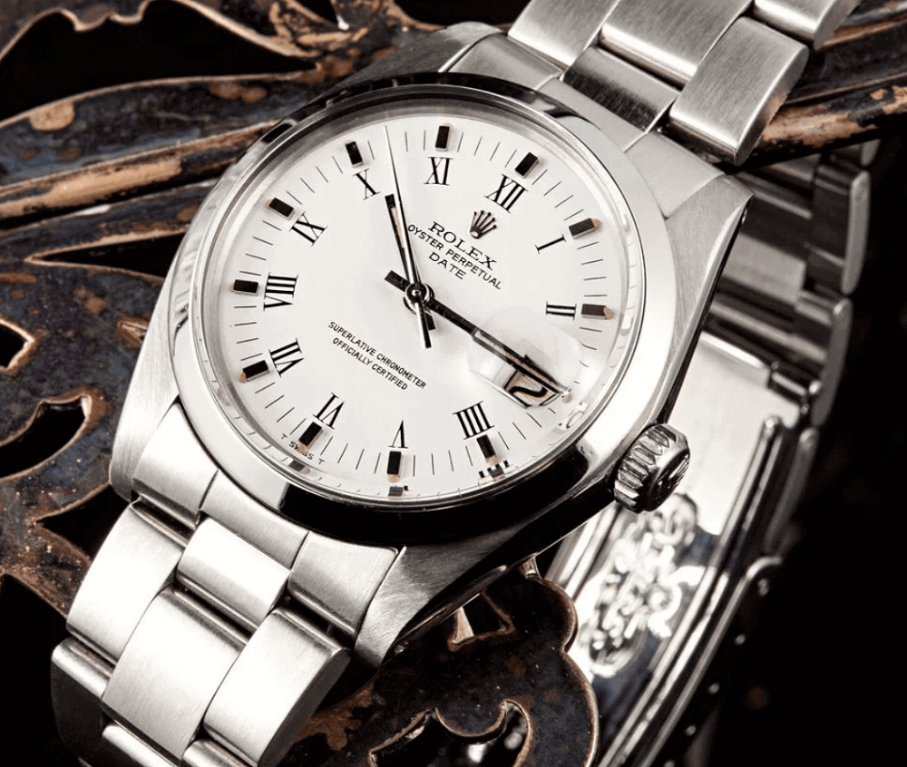 Đồng hồ Rolex Oyster Perpetual Date - Stainless Steel