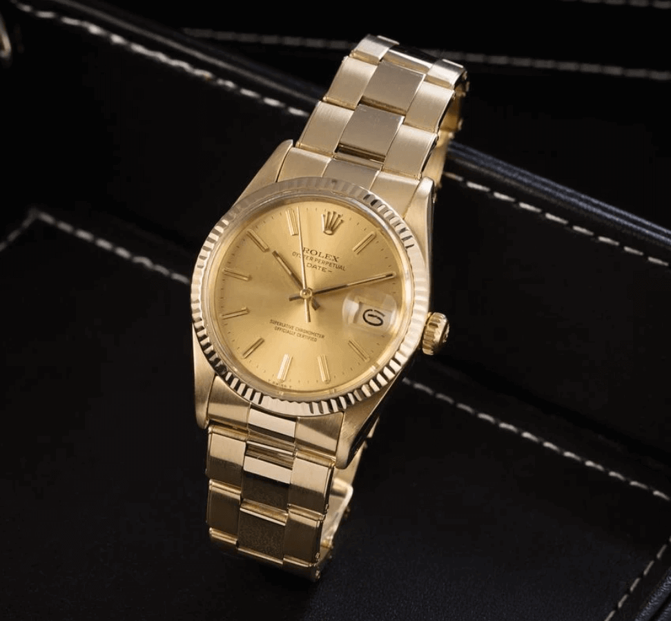 Đồng hồ Rolex Oyster Perpetual Date 34