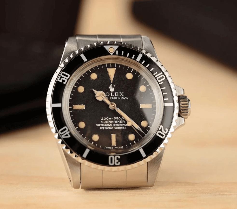 Đồng hồ Rolex Submariner ref. 5512