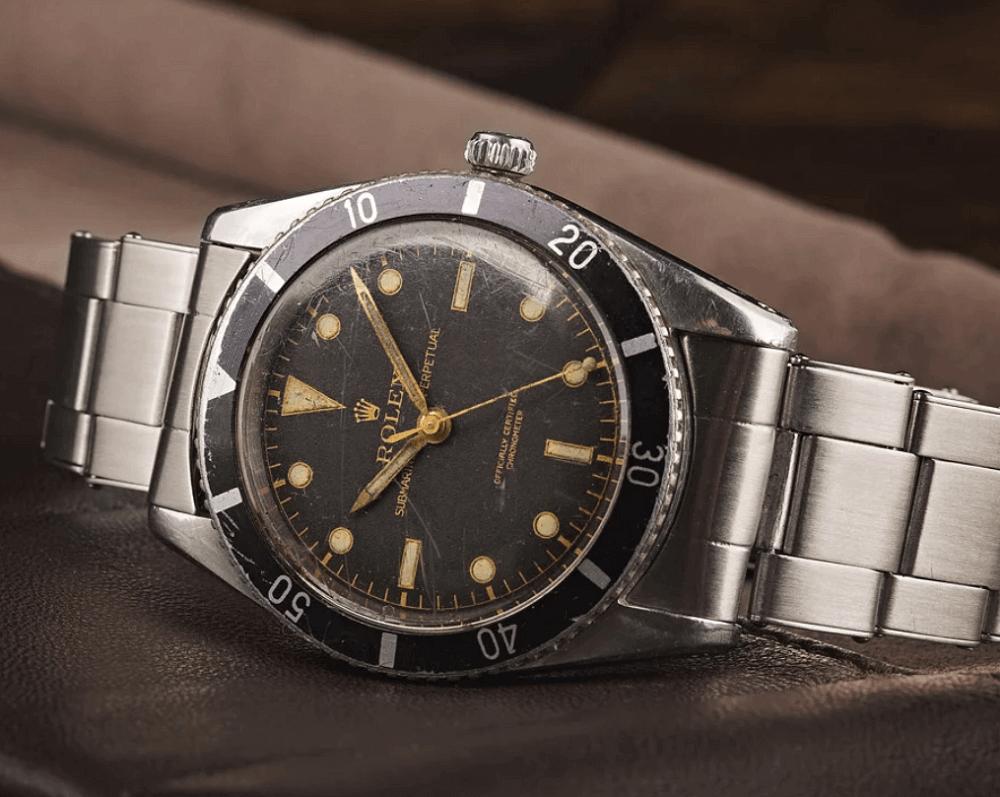 Đồng hồ Rolex Submariner 6204