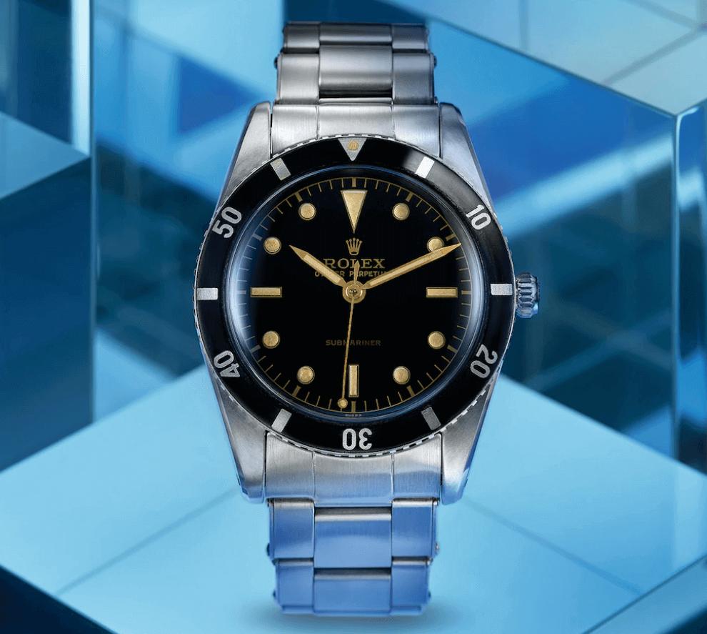 Đồng hồ Rolex Submariner năm 1953