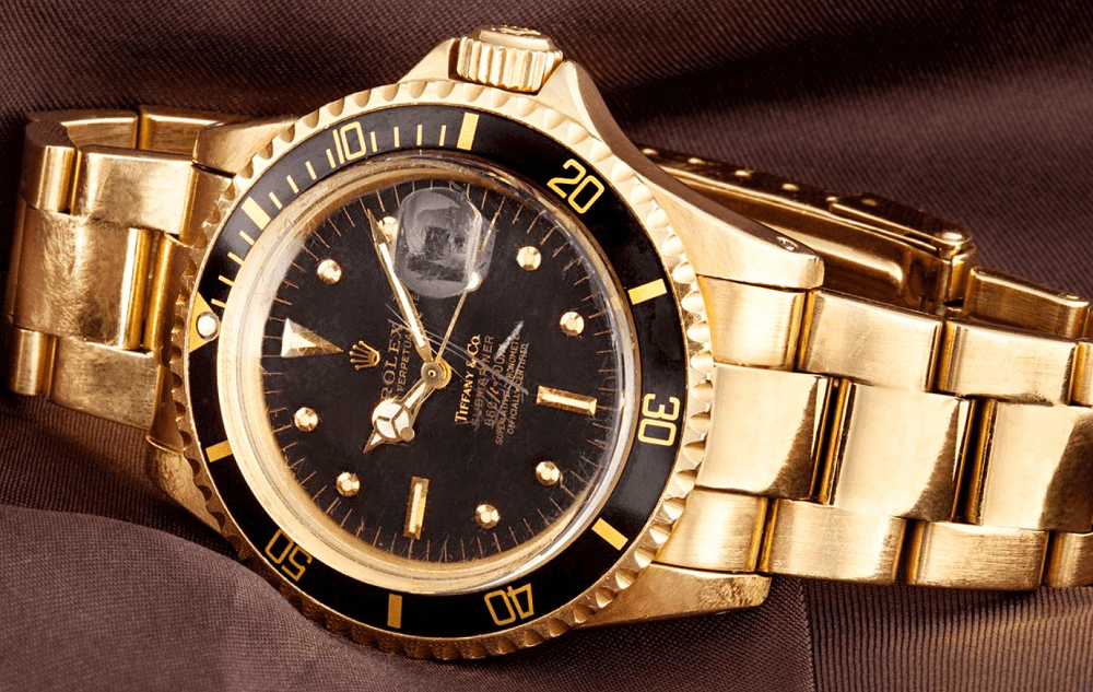 Đồng hồ Rolex Submariner 1680/8 - Tiffany & Co.