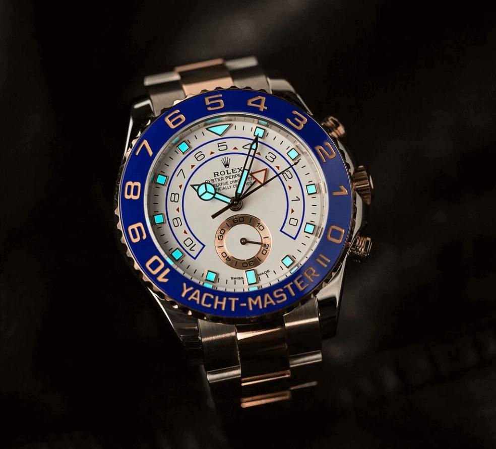 Đồng hồ Rolex Yacht-Master II Ref. 116681