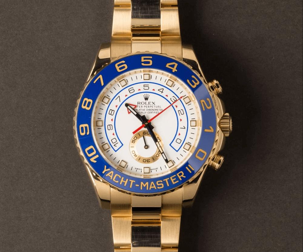 Đồng hồ Rolex Yacht-Master II Ref. 116688