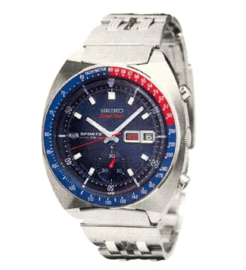 Đồng hồ Seiko 6139-6000