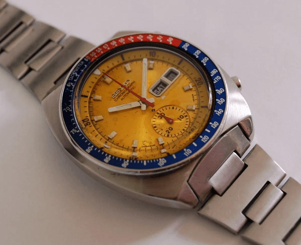 Đồng hồ Seiko 6139-6002