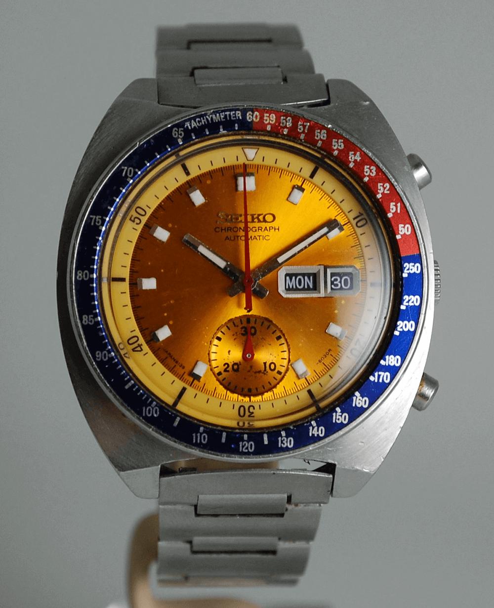 Đồng hồ Seiko 6139