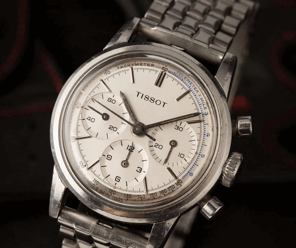 Đồng hồ Tissot Chronograph Vintage