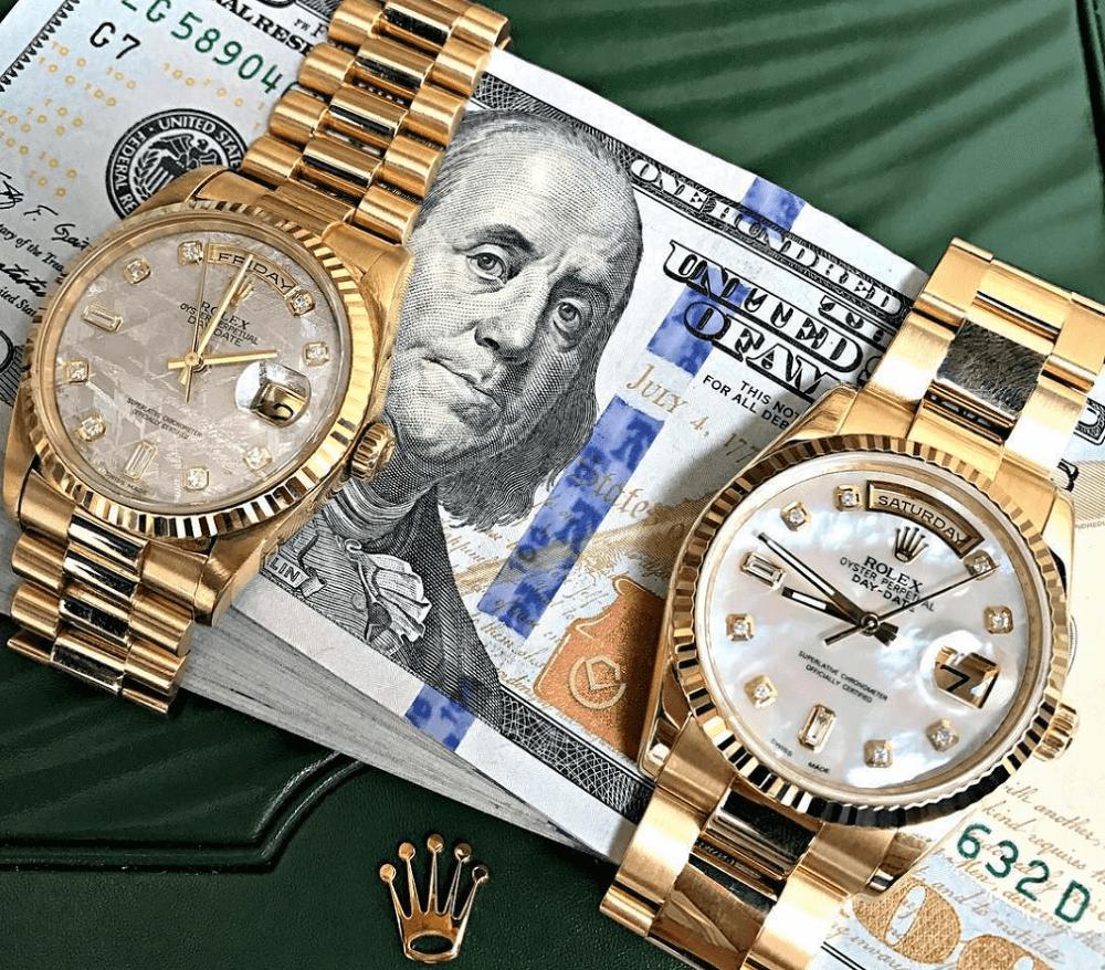 Giá đồng hồ Rolex cho người muốn Mua và Bán đồng hồ Rolex tham khảo