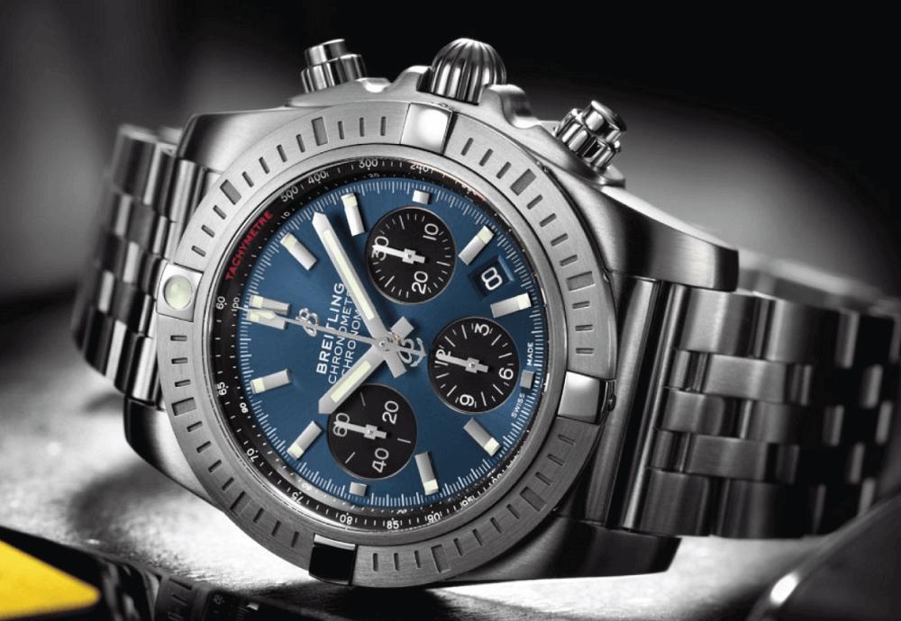 Hướng dẫn mua đồng hồ Breitling Chronomat