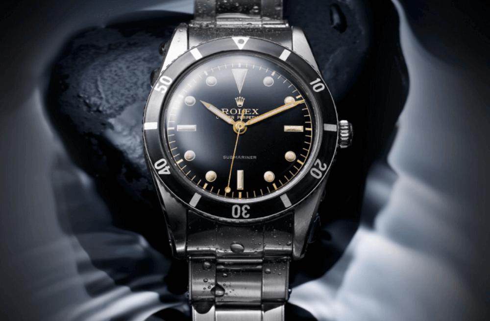 Hướng dẫn mua đồng hồ Rolex Submariner đã qua sử dụng