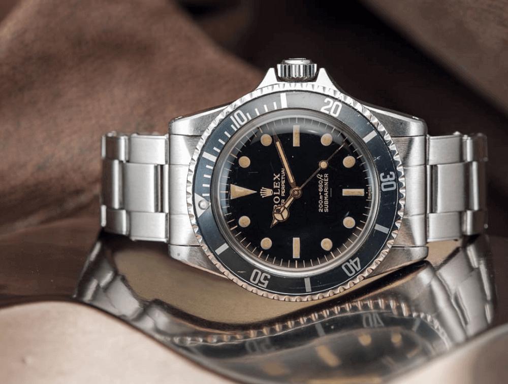 Tổng quan về đồng hồ Rolex Submariner 5513