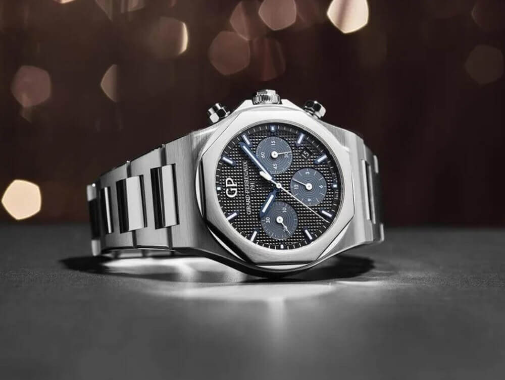 10 Chiếc đồng hồ Girard-Perregaux Laureato tốt nhất