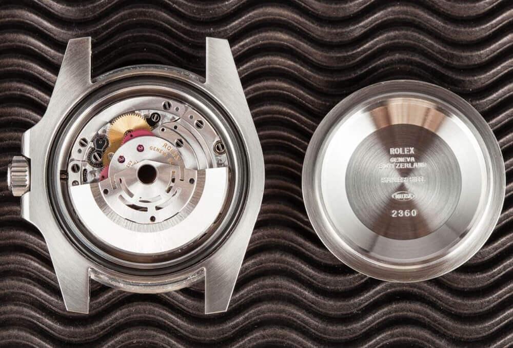 Bộ máy Rolex Caliber 3135