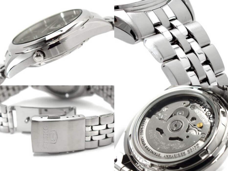 Đánh giá đồng hồ Seiko SNKL23