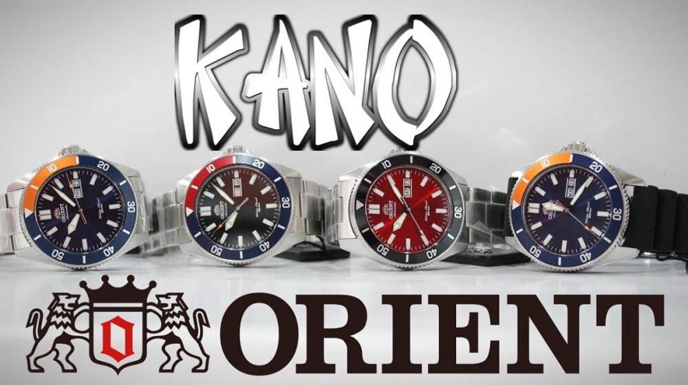 Đánh giá đồng hồ lặn Orient Kano của thương hiệu Nhật Bản