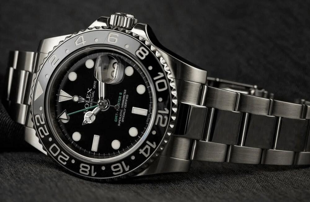 Đánh giá đồng hồ Rolex GMT-Master II 116710LN