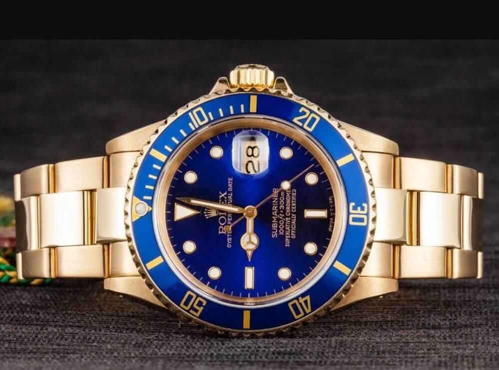 Đánh giá và hướng dẫn mua đồng hồ Rolex Submariner Xanh lam