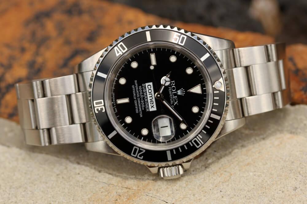Đánh giá và hướng dẫn mua đồng hồ Rolex COMEX Submariner 16610