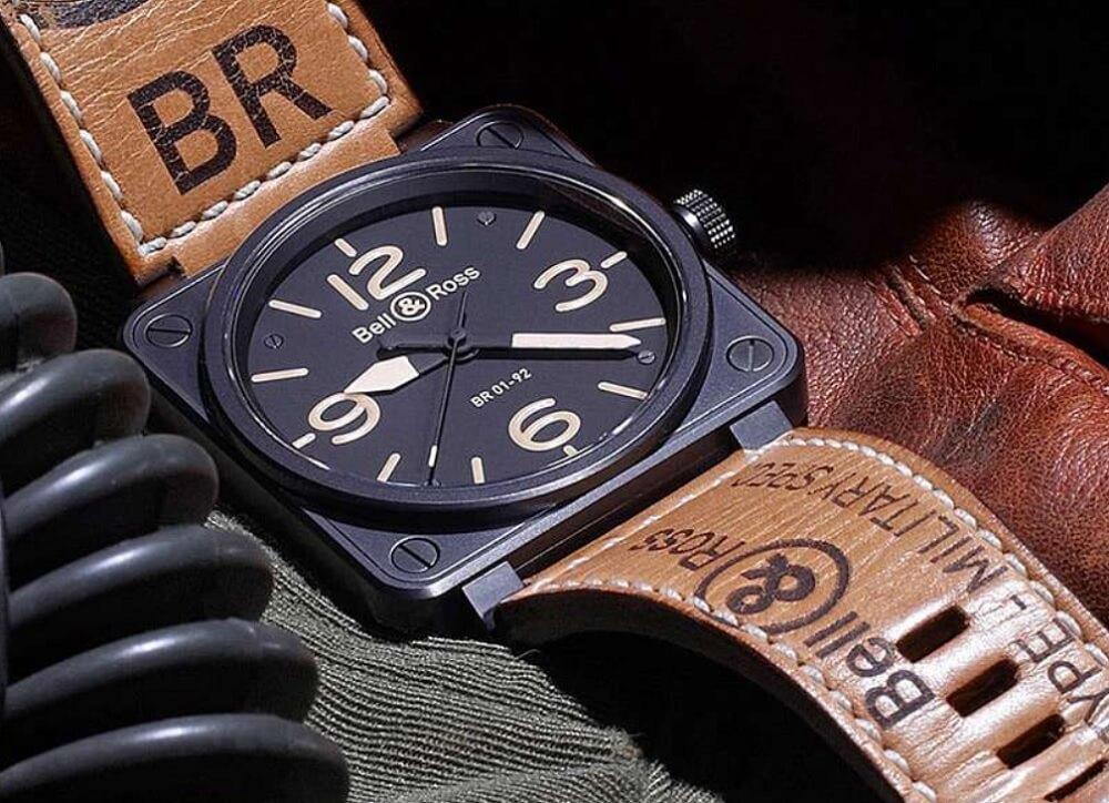 Đồng hồ Bell & Ross BR0192-HERITAGE