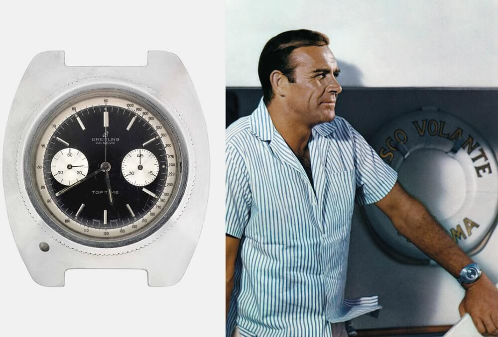 Đồng hồ Breitling Top Time - Thunderball