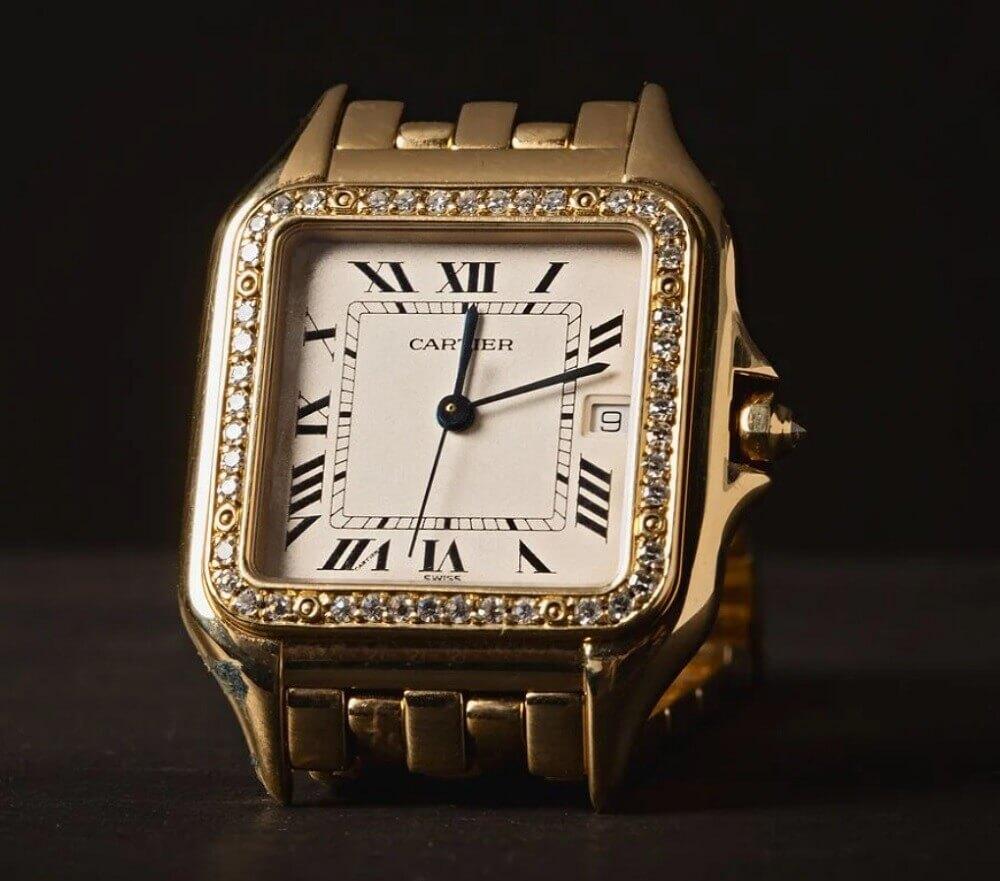 Đồng hồ Cartier Panthere