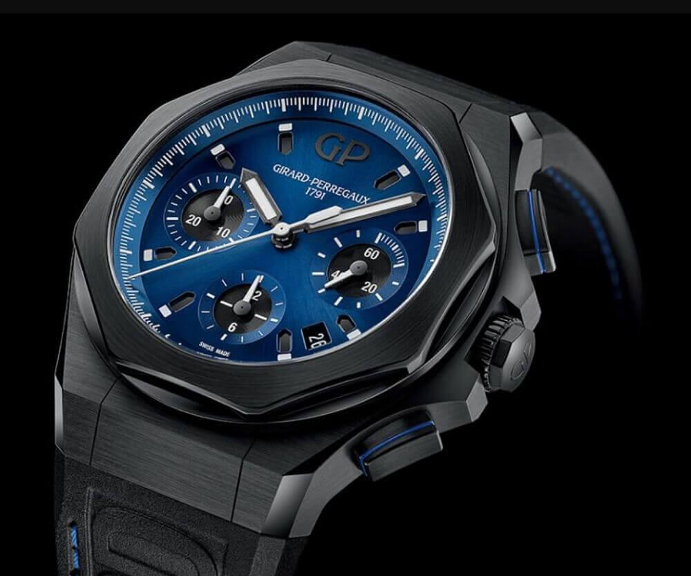 Đồng hồ Girard-Perregaux Laureato Absolute Chronograph 81060-21-491-FH6A