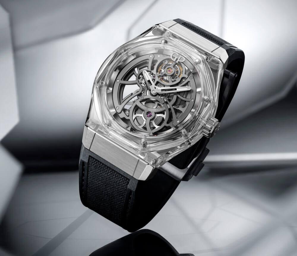 Đồng hồ Girard-Perregaux Laureato Absolute Light 81071-43-231-FB6A