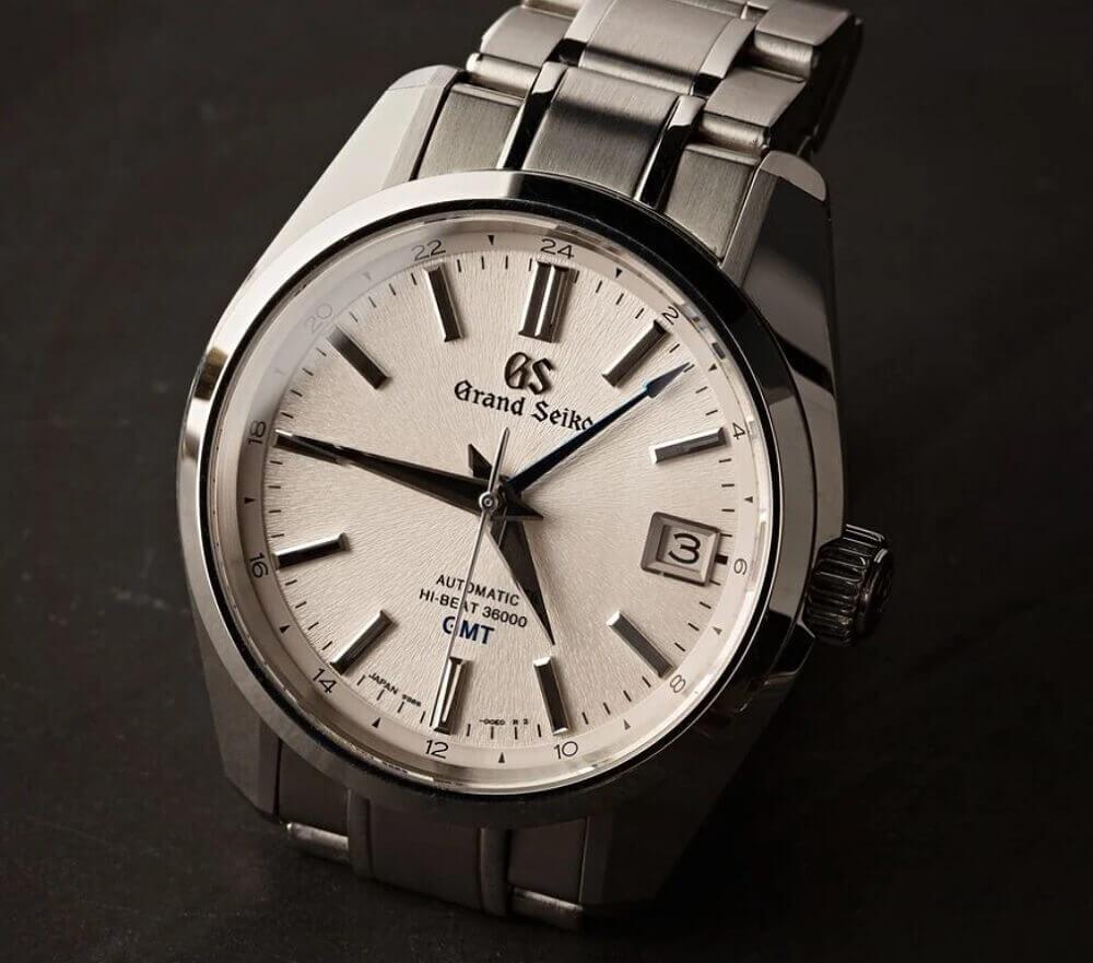 Đồng hồ Grand Seiko Hi-Beat GMT SBGJ201