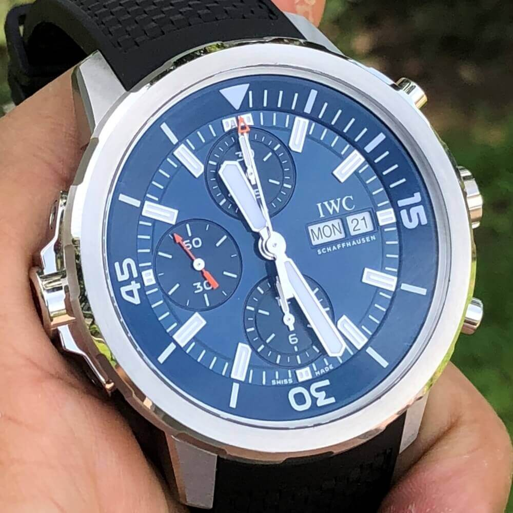 Đồng hồ IWC Aquatimer Chronograph IW376805 Size 44mm Fullbox 2020