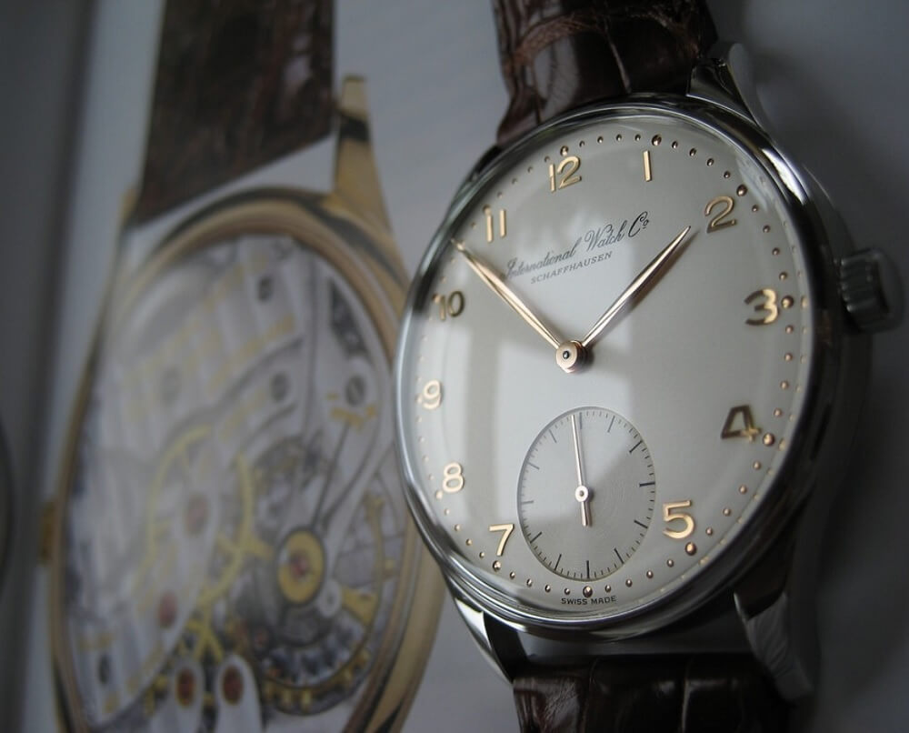 Đồng hồ IWC Portuguese cổ điển