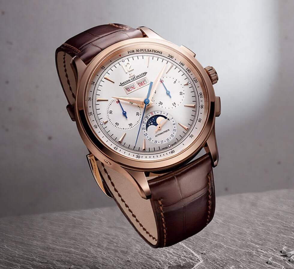 Đồng hồ Jaeger-LeCoultre Master Control Chronograph Calendar 4132520