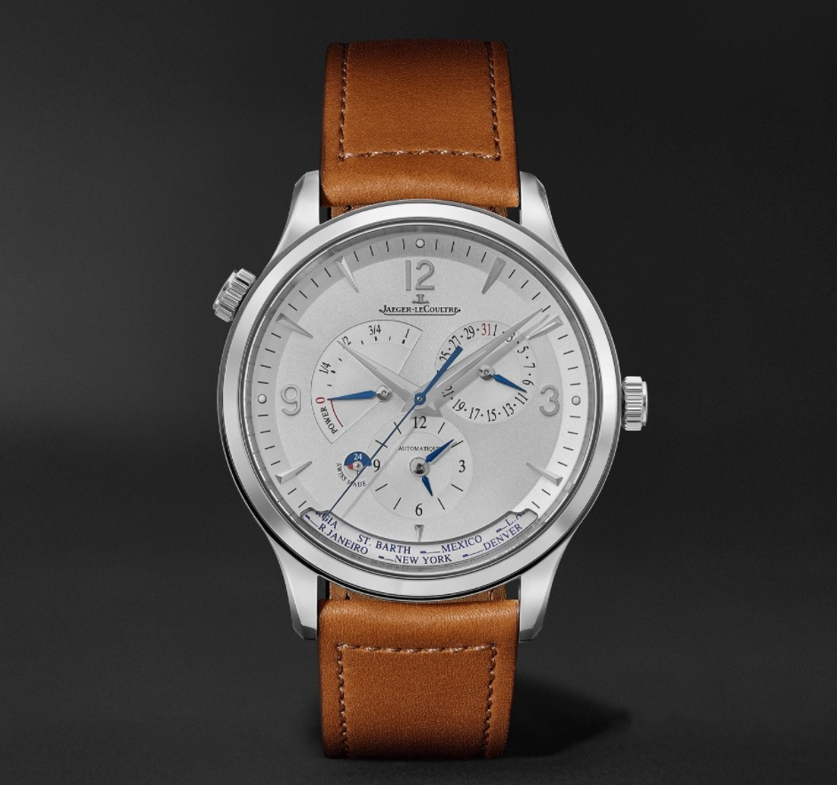 Đồng hồ Jaeger-LeCoultre Master Control Geographic 4128420