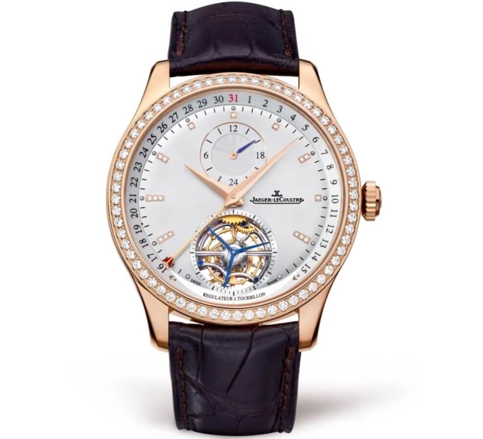 Đồng hồ Jaeger-LeCoultre Master Control Tourbillon Dualtime 1562401