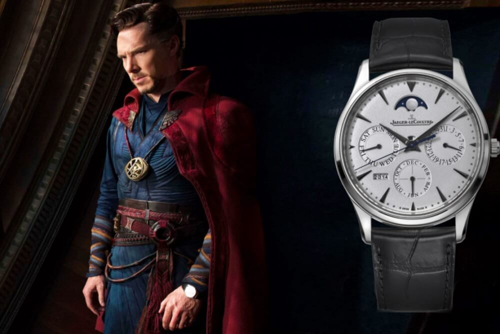 Đồng hồ Jaeger-Lecoultre Master Ultra Thin Perpetual - Dr. Strange