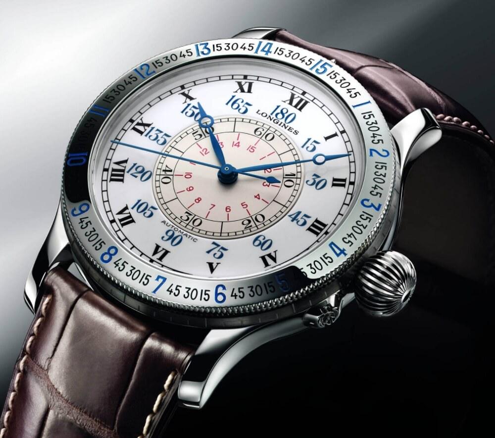 Đồng hồ Longines Lindbergh Hour Angle