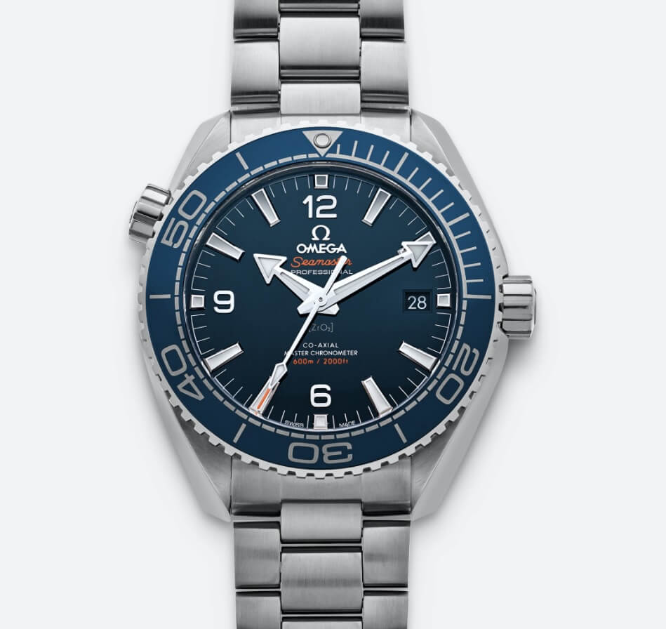 Đồng hồ Omega Seamaster Planet Ocean 600M Co‑Axial