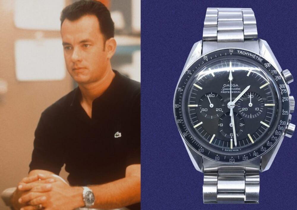 Đồng hồ Omega Speedmaster - Apollo 13