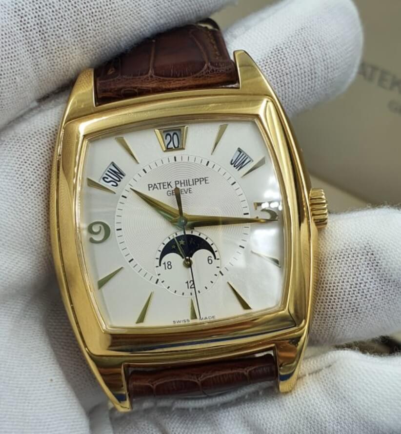 Đồng hồ Patek Philippe Gondolo Yellow Gold Vintage