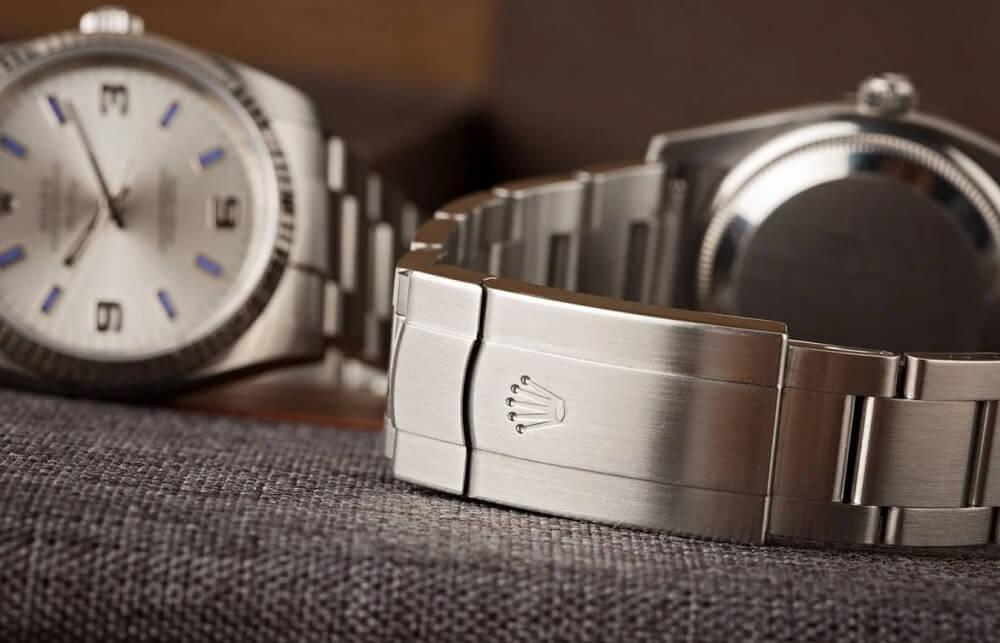 Đồng hồ Rolex Air-King 114234 dây đeo Oyster