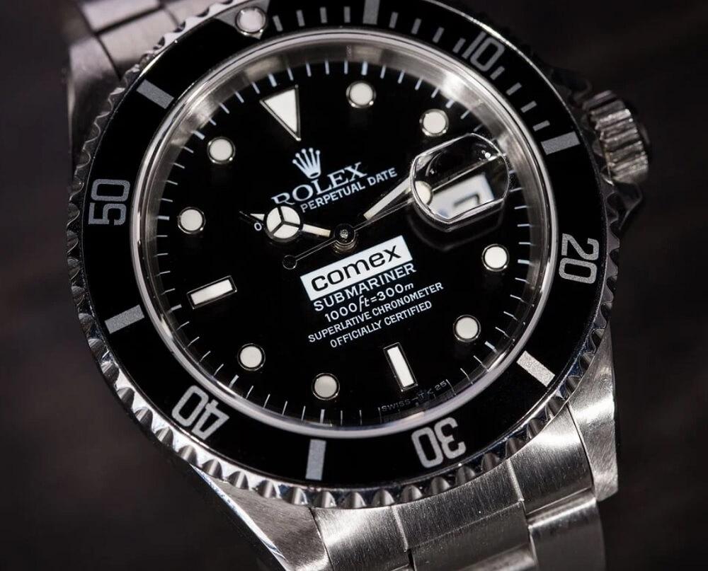 Đồng hồ Rolex Submariner Ref. 16610 COMEX