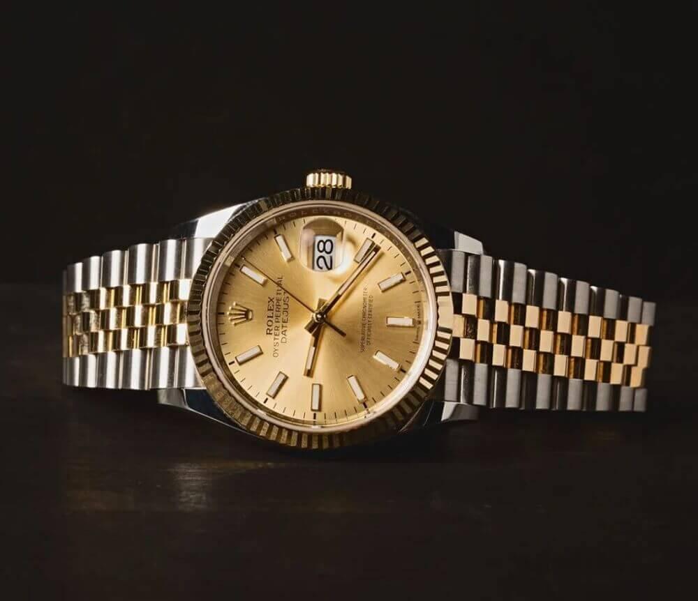 Đồng hồ Rolex Datejust 36 Ref. 126233