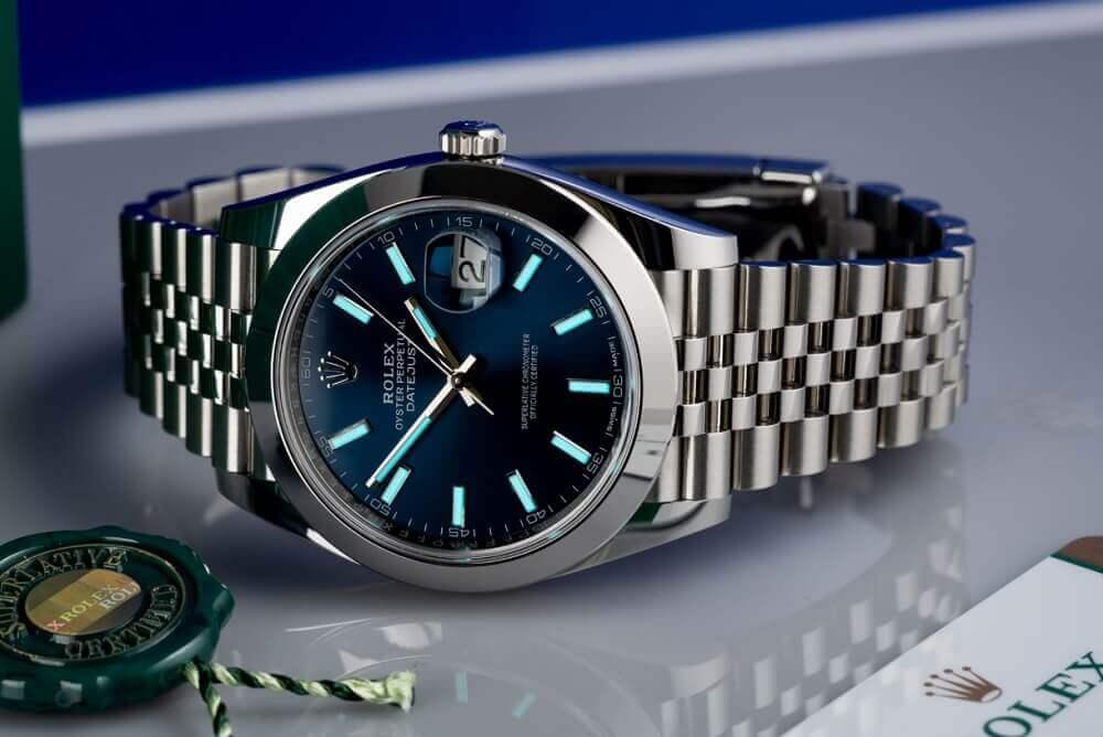 Đồng hồ Rolex Datejust 41 Ref. 126300