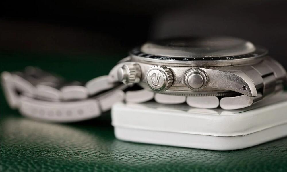 Đồng hồ Rolex Daytona 6263 - Screw Down Pushers
