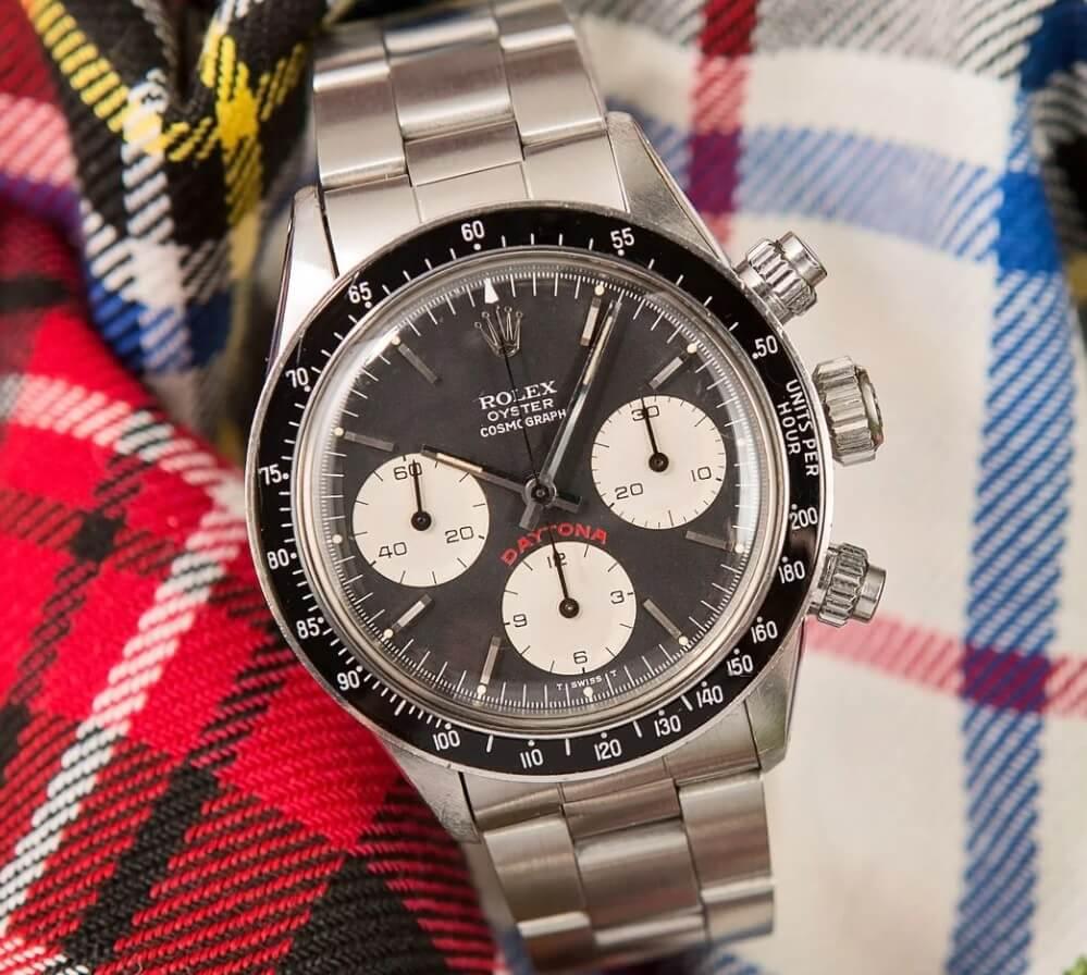 Đồng hồ Rolex Daytona 6263 - Stainless Steel