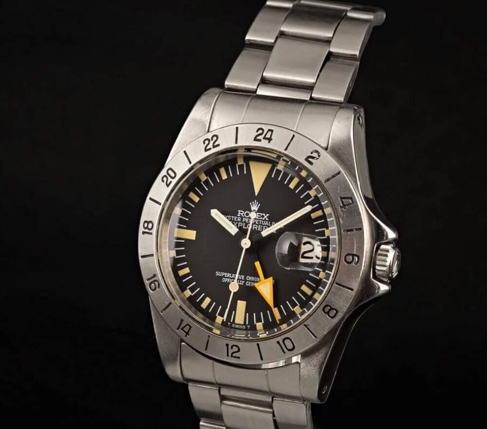 Đồng hồ Rolex Explorer II Ref. 1655