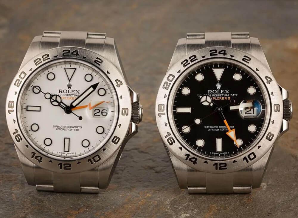 Đồng hồ Rolex Explorer II Ref. 216570