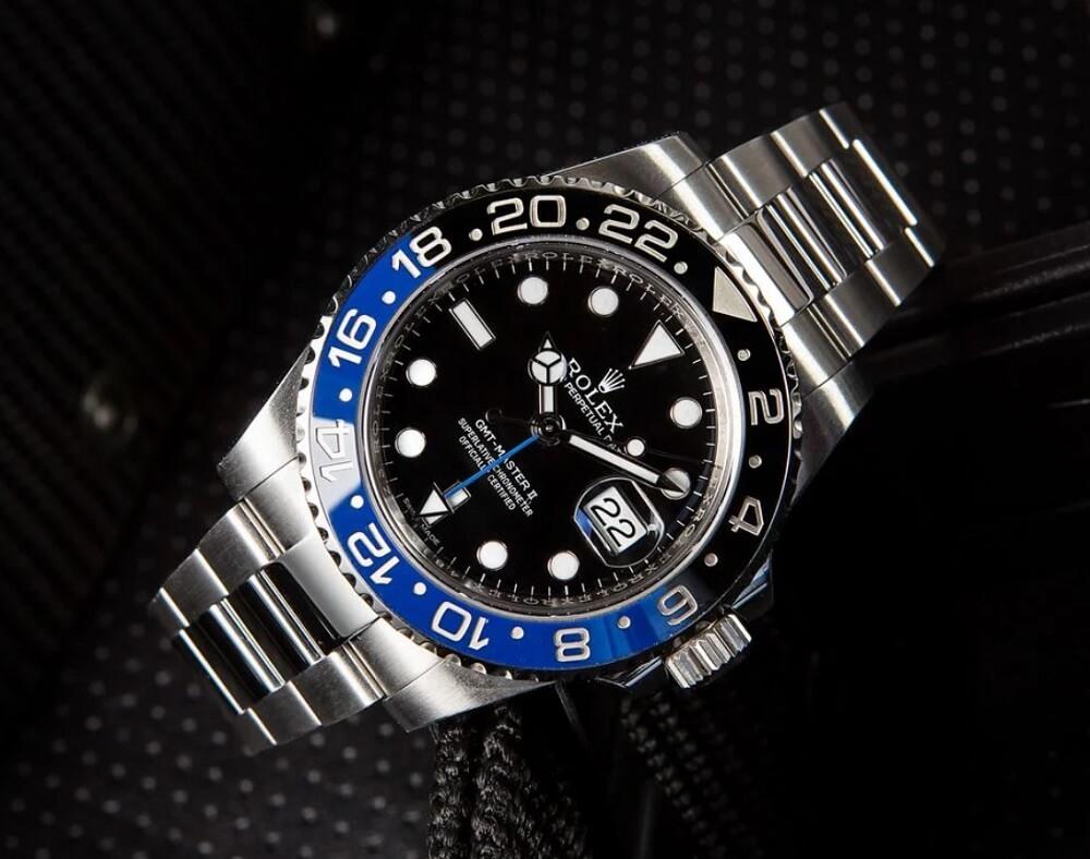 Đồng hồ Rolex GMT-Master II Ref. 116710BLNR - Batman